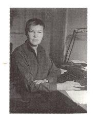 photograph of May Swenson, courtesy of the May Swenson Society website